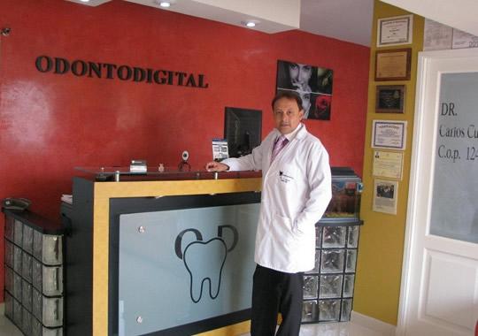 Dr. Carlos Cueva León